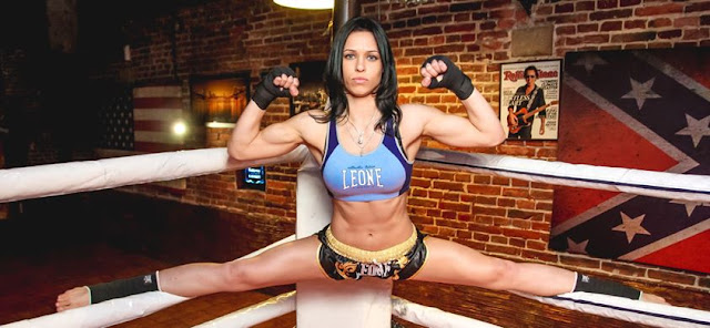 Lena Ovchynnikova - Women MMA Fighters