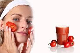 Manfaat Tomat Untuk Wajah Cantik Dan Awet Muda