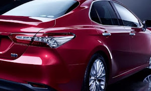 2020 Toyota Camry Interior and Exterior Color Options