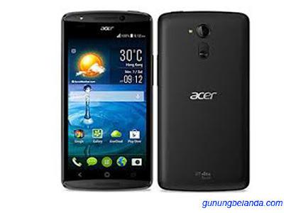 Cara Flash Acer Liquid E700 E39 Via Flashtool