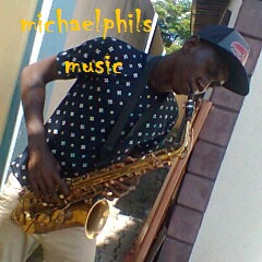ole halleujah on the saxophone