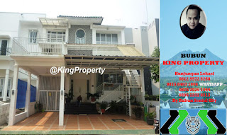 Rp.4.7 Milyar Dijual Rumah Mewah Full Furnis Di Bukit Golf Hijau Sentul City (code:278)