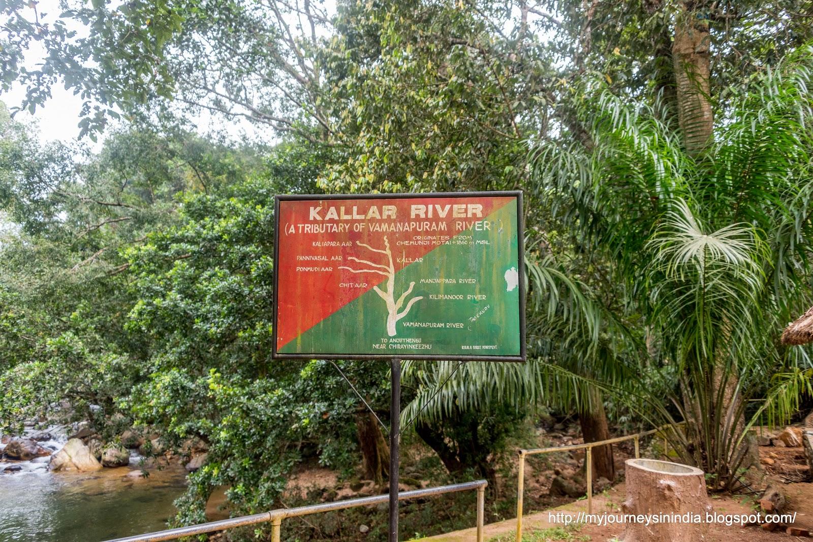 Kallar River Details