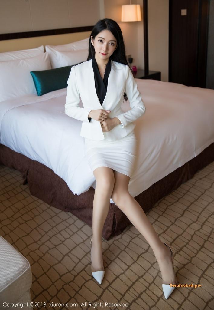XIUREN No.1209 Xiao Reba Angela MrCong.com 026 wm - XIUREN No.1209: Người mẫu Xiao Reba (Angela小热巴) (52 ảnh)