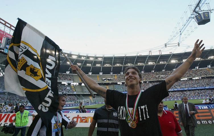 """Ibrahimović: """"U Juveu sam postao mašina za postizanje golova"""""""