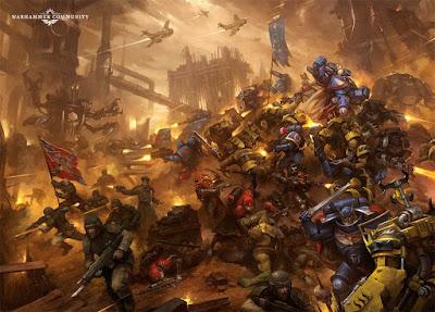 5 Things Coming in 2019 - Faeit 212: Warhammer 40k News and Rumors