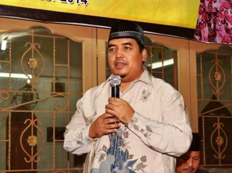 Ketua DPW PKS Sumut Muhammad Hafez