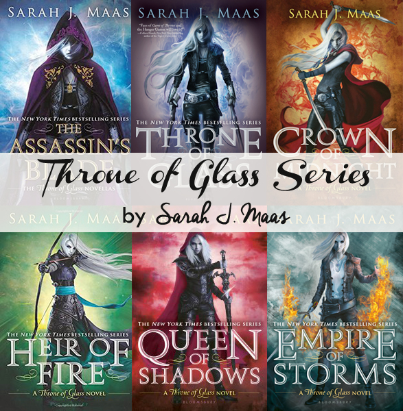 Hearth and Pages: Why You Should Read: Throne of Glass