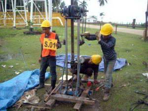 Metode Pelaksanaan Uji Sondir Cone Penetration Test Cpt Konstruksi Sipil