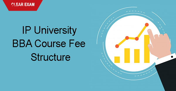 IP University BBA Course Fees structure