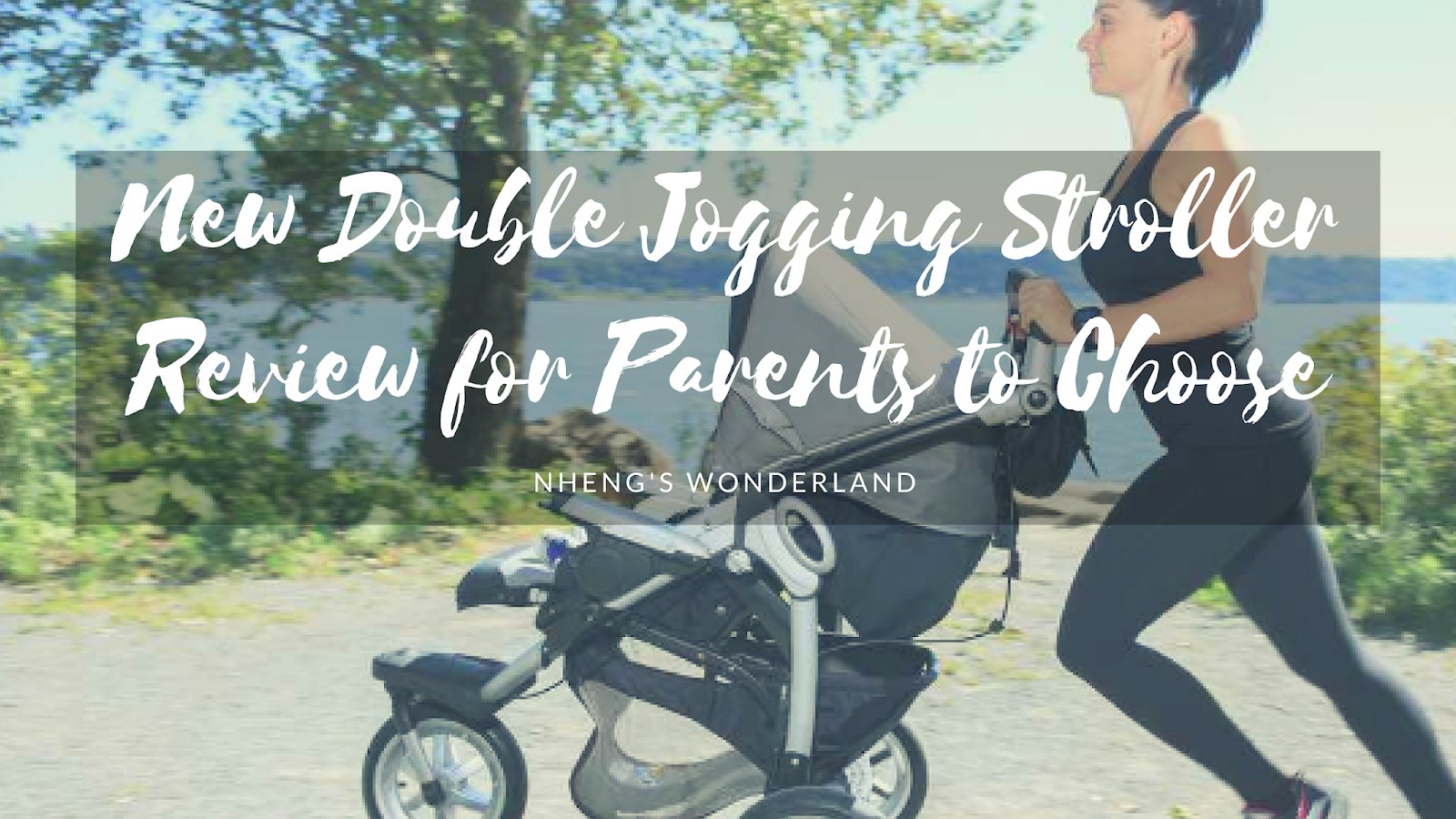 New Double Jogging Stroller Review For Parents To Choose Nheng S