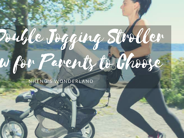 New Double Jogging Stroller Review for Parents to Choose