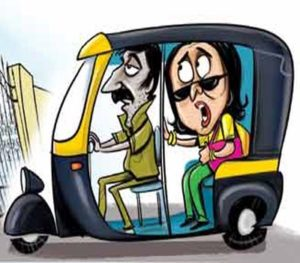 Delhi Autorickshaw Complaint Helpline Number