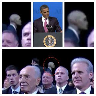 Agente del servicio secreto del presidente Obama es un extraterrestre