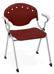 Rico Series Stacking Office Chair by OFM