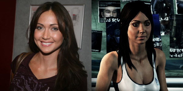 Real Life Models For In Game Characters Re Onimusha Lost Planet