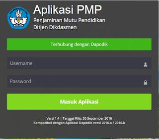 Aplikasi PMP Versi 1.4