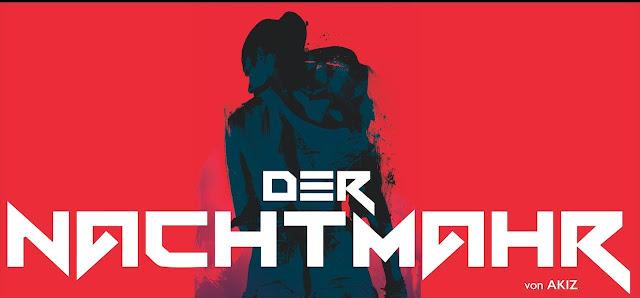 """Bannerplakat für """"Der Nachtmahr"""""""