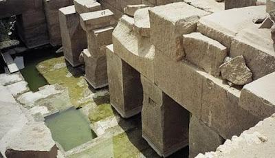 Kota Hilang Usia 7.000 tahun ditemukan di Mesir