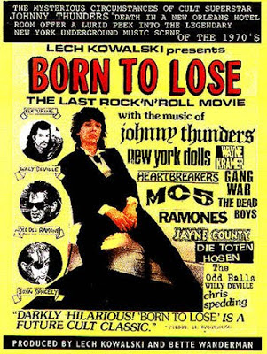 Image result for the last great rock n roll movie johnny thunders