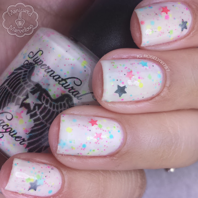 Supernatural Lacquer - Jefferson Starships