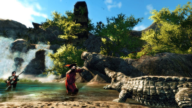 Risen 2 Dark Waters Gold Edition PC Full Version Screenshot 3