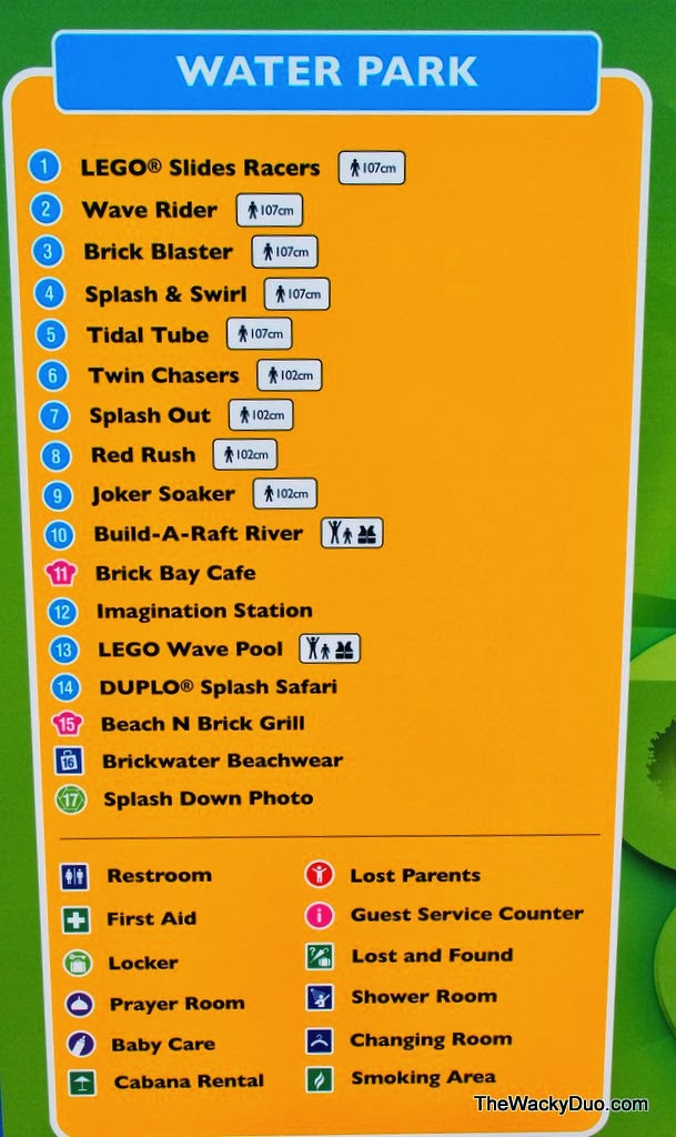 Legoland Waterpark Malaysia Review The Wacky Duo