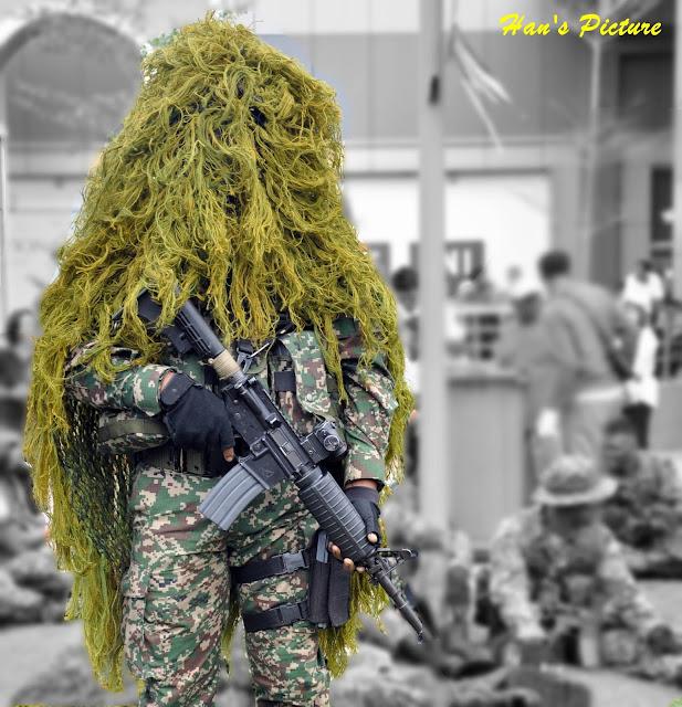 Malaysian Sniper