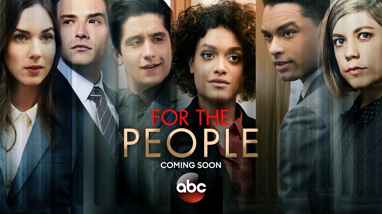 Los protagonistas de For the People