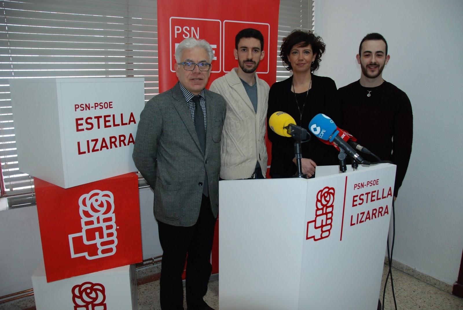 Proponemos recuperar el proyecto de Parador Nacional de Turismo en Estella-Lizarra