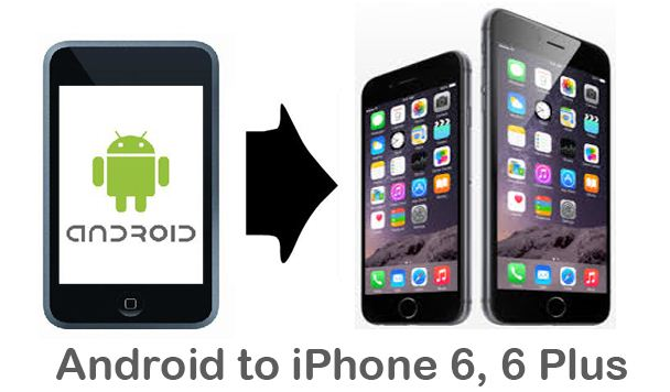 Solution of  Migrating Data from Android (Smartphone) to i-phone (ios)-Contacts,images.