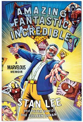 Amazing fantastic incredible Stan Lee RIP