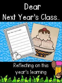 https://www.teacherspayteachers.com/Product/End-of-year-Reflection-1866437