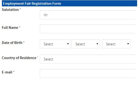 بدء التسجيل الالكترونى لوظائف غرفة التجارة الامريكية لخريجى الجامعات - للتفاصيل والتسجيل هنا