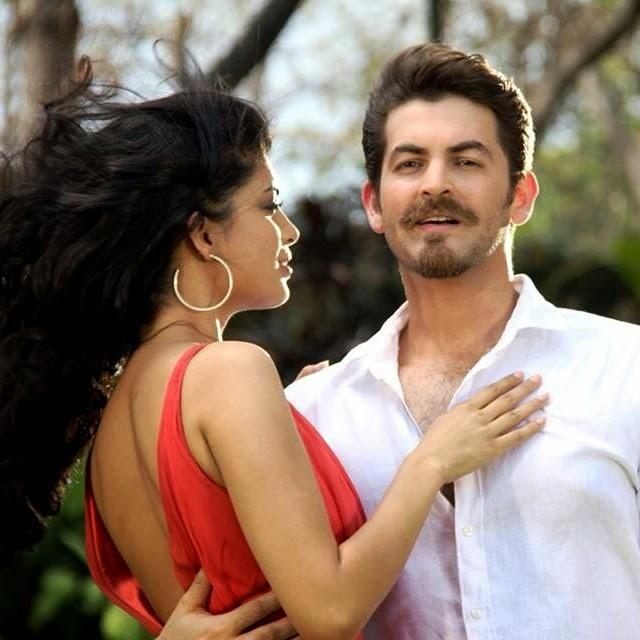 dus sehr a , shoot , bollywood , song , movie , neil nitin mukesh , n m , tena desae , mumbai , romantic ,, Tena Desae Hot Pics In Movies