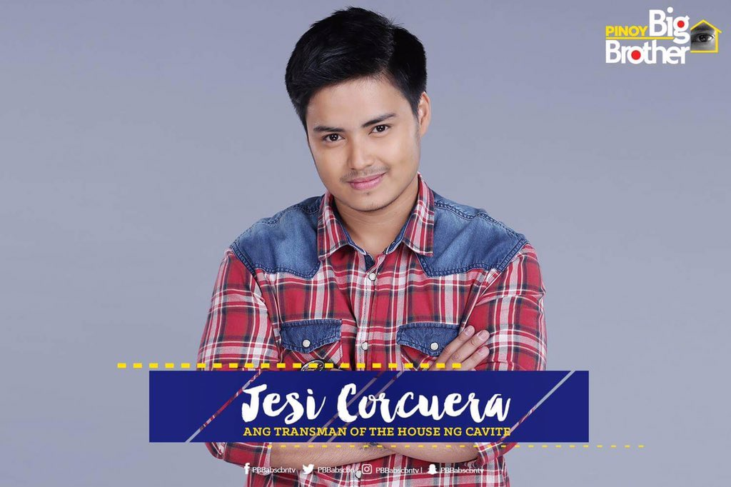 Jesi Corcuera PBB Lucky Season 7 regular housemate