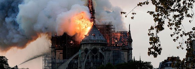 The World Mourned When Notre Dame Burned