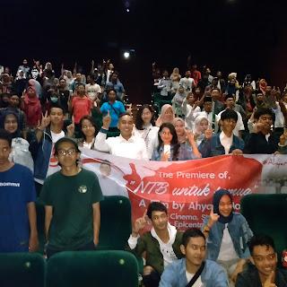 <b>Sukses Membuat Ratusan Remaja Yatim Piatu Senang, Ahyar Mori Raih Dukungan Besar</b>