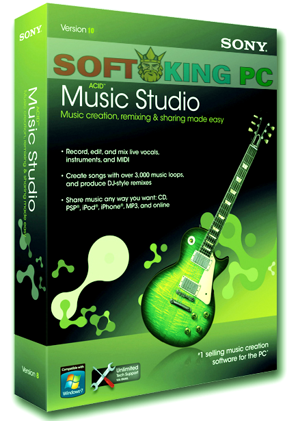 acid music studio 10 plugins downloads