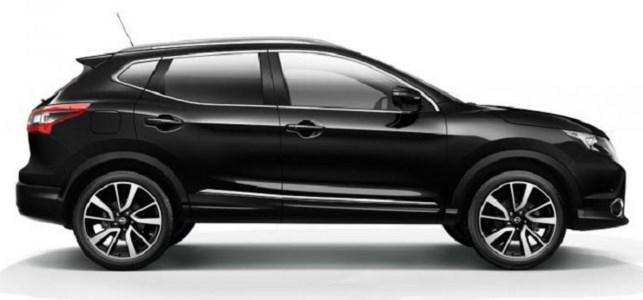 2016 Nissan Qashqai Redesign