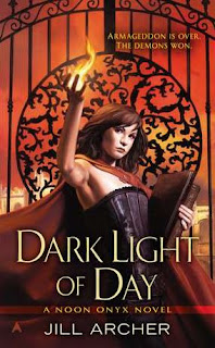Interview with Jill Archer, author of Dark Light of Day, and Giveaway - September 28, 2012