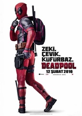 Deadpool (2016) 1080p Film indir