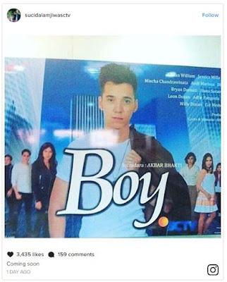 Boy di SCTV