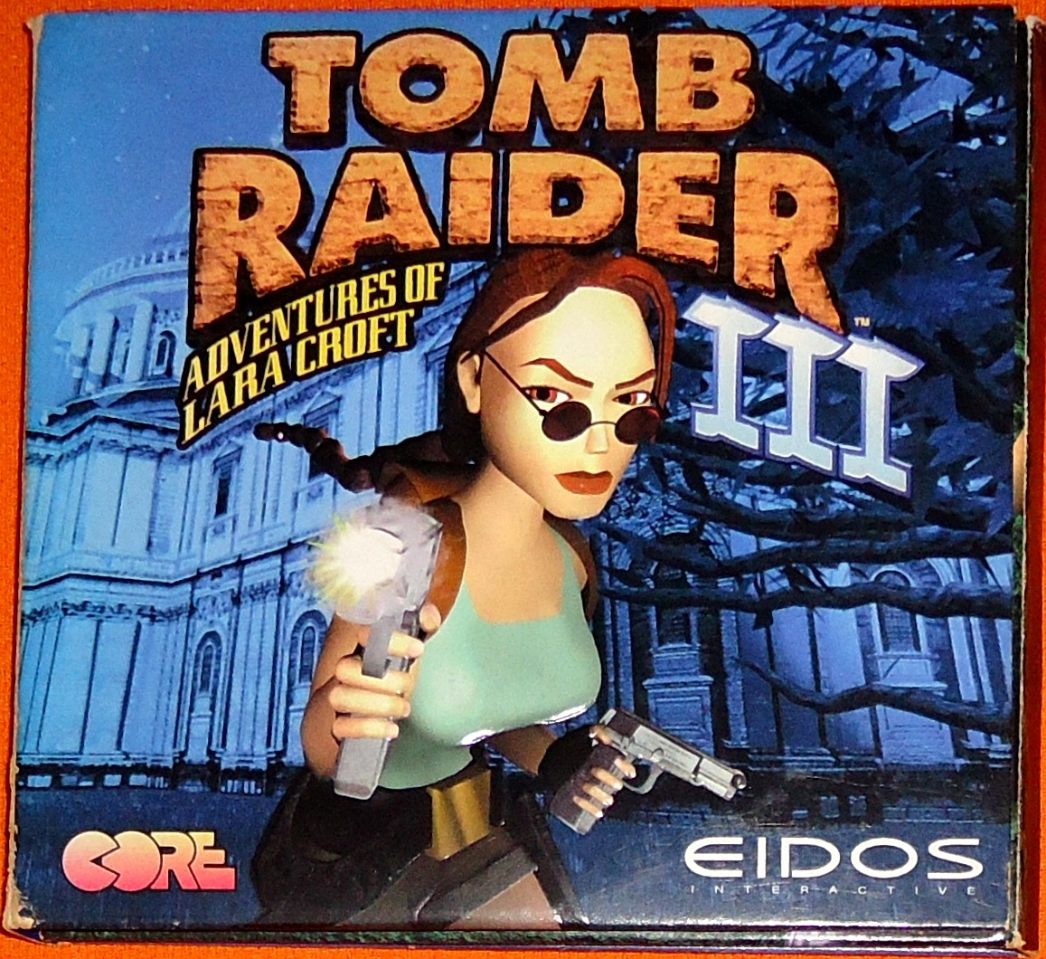 my collection tomb raider iii adventures of lara croft pc. Black Bedroom Furniture Sets. Home Design Ideas