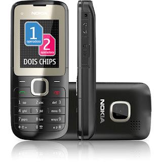 celular nokia de 2 chips
