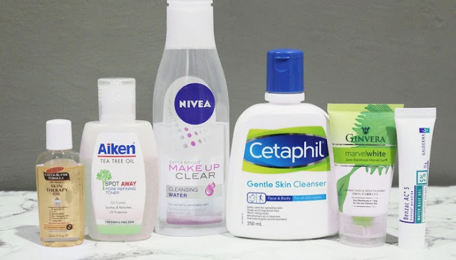 dermatologist recommended skin care routine for oily skin