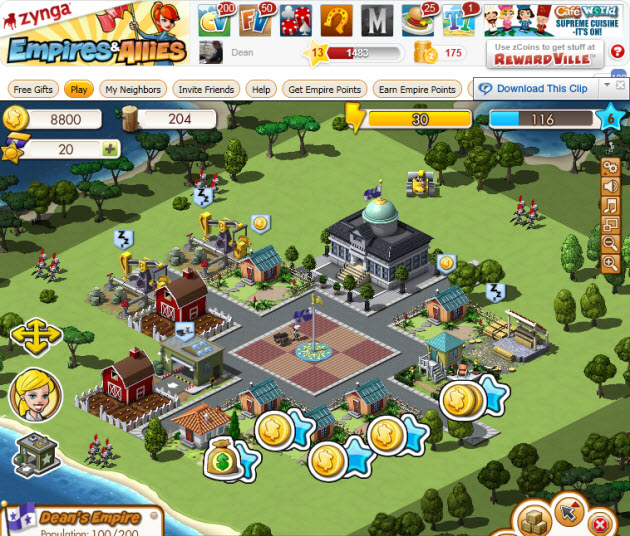 Facebook games: Five worth playing - Digitally Downloaded