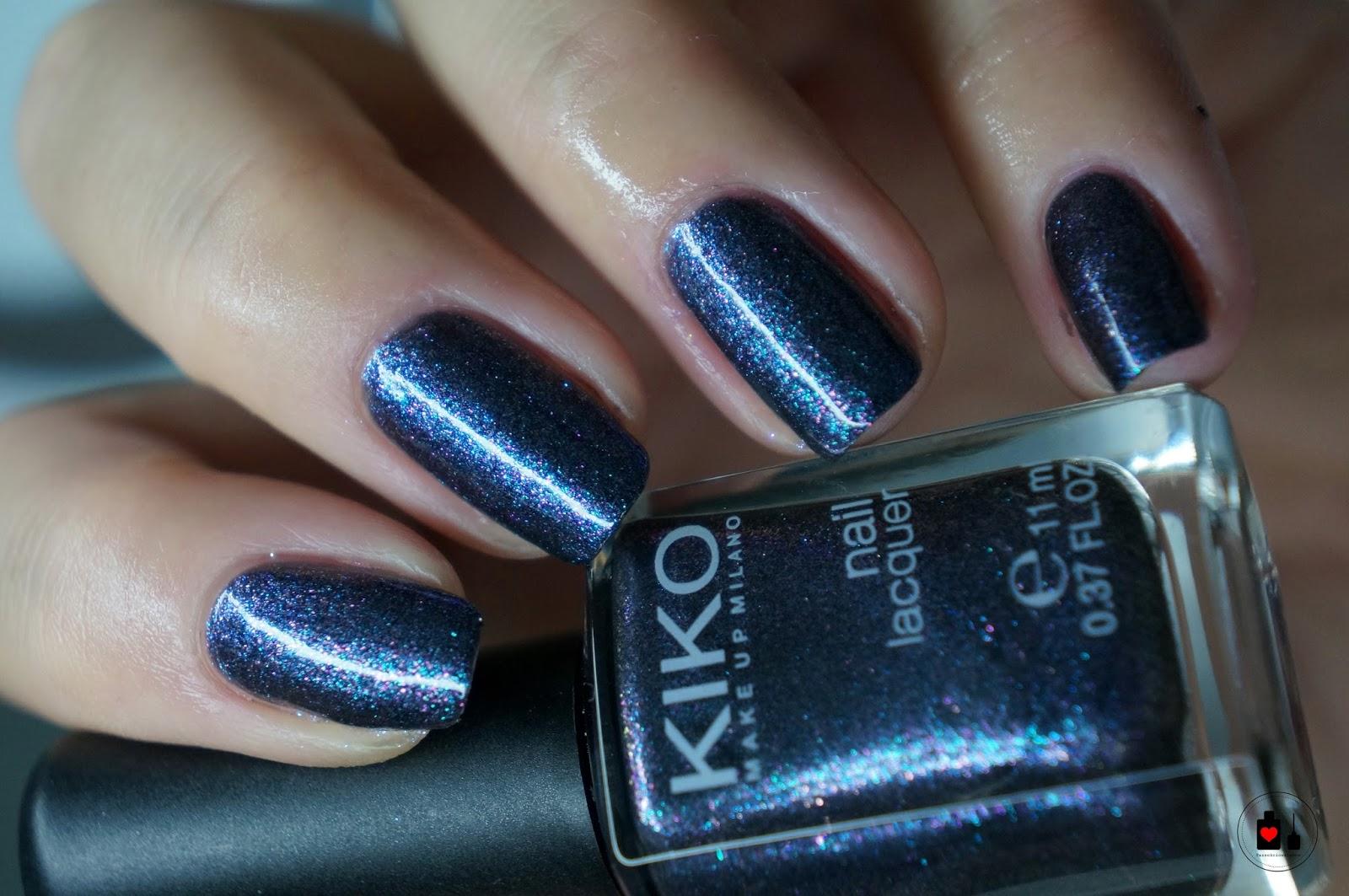 Kiko - 524 Blue Multicolor