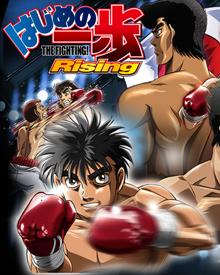 Hajime no Ippo – Rising
