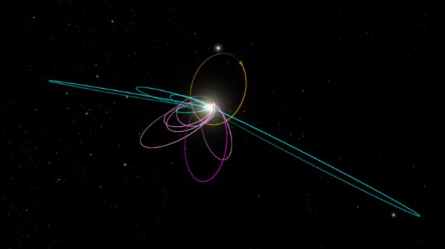 Egy óriásbolygó lehet a Naprendszer kilencedik bolygója?